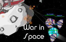 War in Space - Битва в космосе