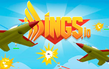 Игра Wings.io